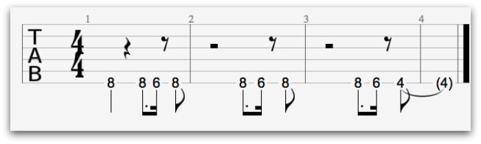 Guitar Tabs For Beginners: 20 Easy Songs That Sound Great