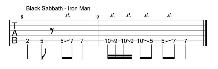 Iron-man-guitar-tab