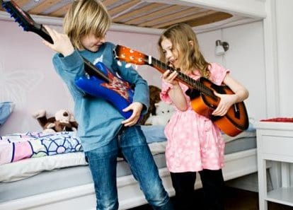 guitar lessons for kids