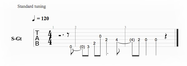 Beat-it-guitar-tab